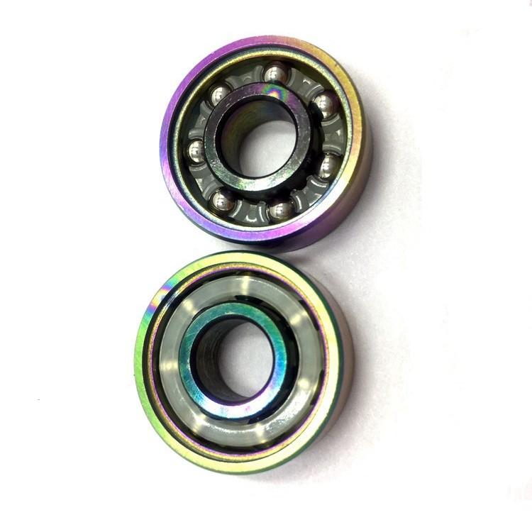Eco-Friendly ceramic bearings for skateboard