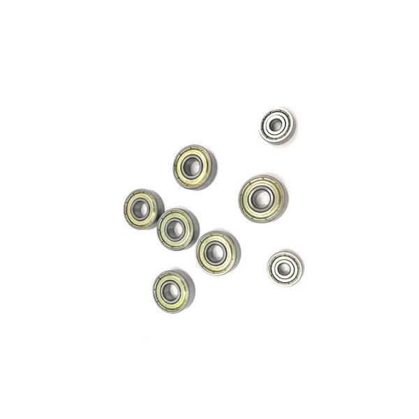 Deep Groove Ball Bearing 2RS Bearing Distributor of NSK SKF NTN Koyo 6317 6317zz 6317 2RS #1 image